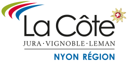 logo - Nyon - Town of history and festivals - La Côte Region - Tourist Office